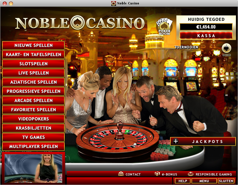 noble casino review