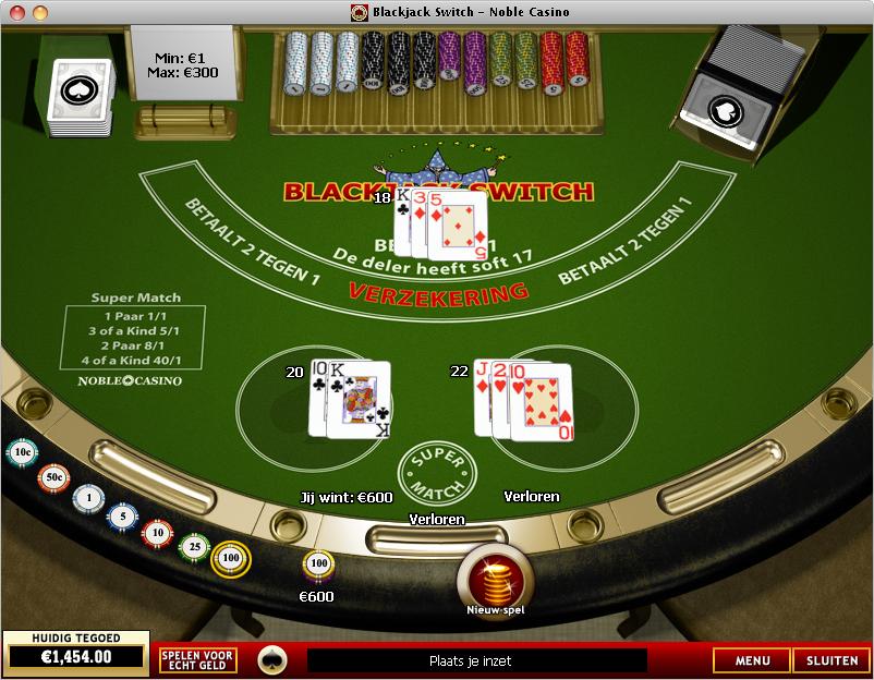 Noble Casino Games